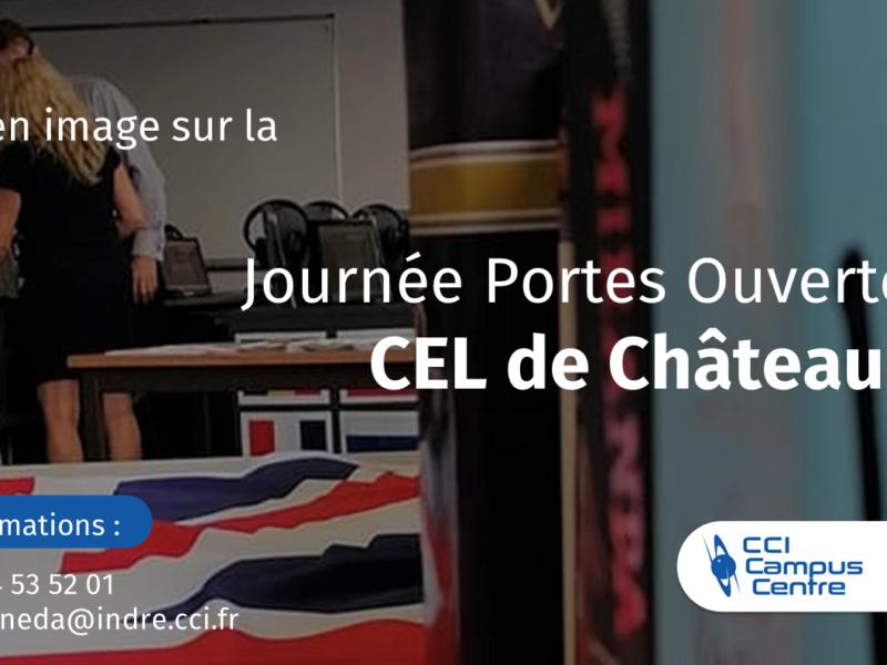 Retour sur la JPO du CEL de Châteauroux
