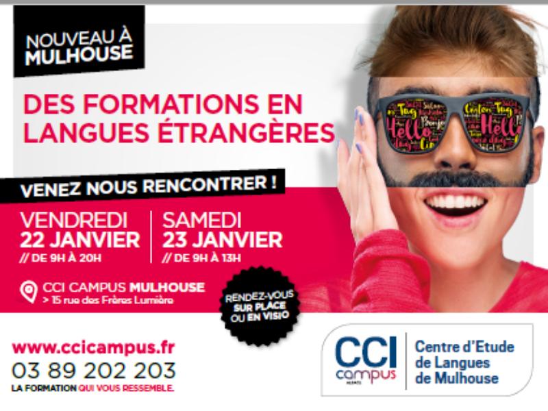 Nouveau: le CEL s'installe à Mulhouse