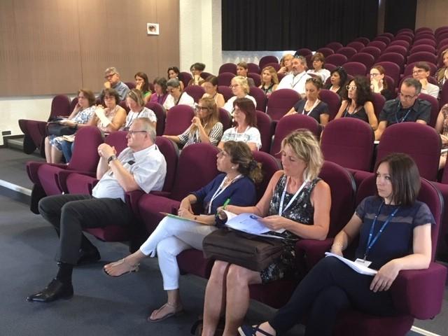 La journée des formateurs Auvergne Rhône-Alpes a eu lieu le 2 juillet à Grenoble
